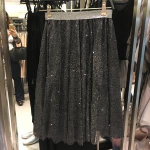 Saia glitter Zara