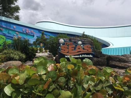 Detalhes da atração The Seas with Nemo and Friends