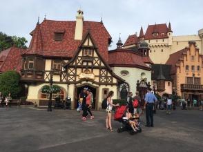 Detalhes do Pavilhão da Alemanha e seus doces maravilhosos!
