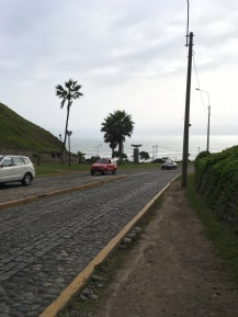 Parte baixa de Miraflores, Lima - Peru